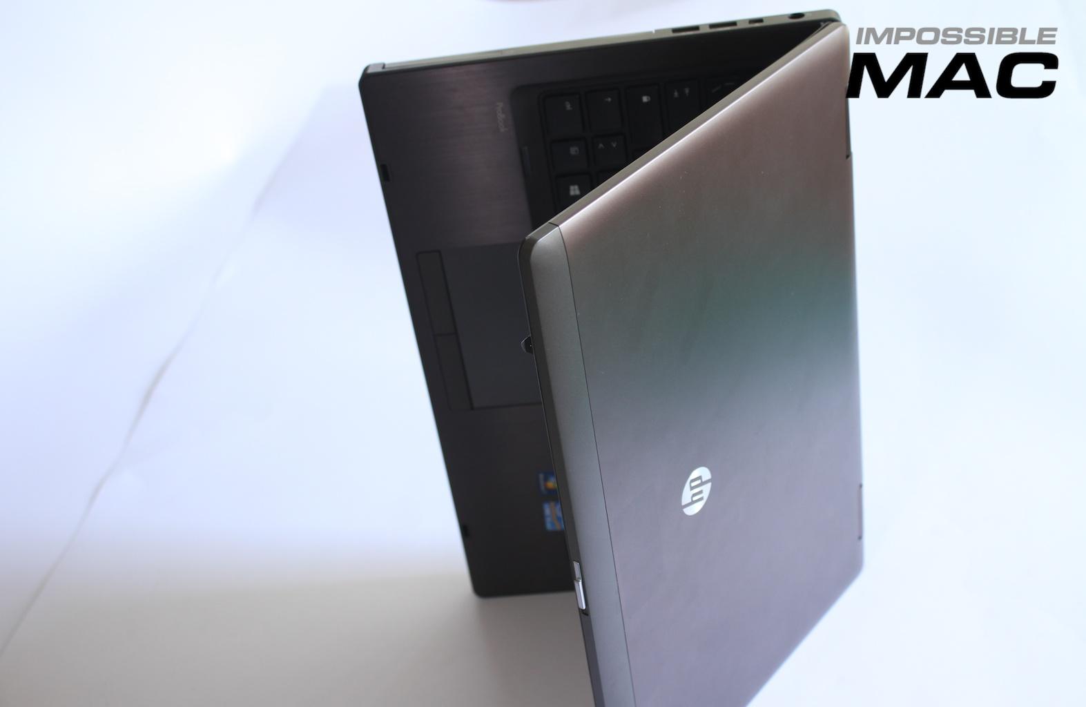 Hackintosh HP I5 ProBook 6470B – Impossible Mac